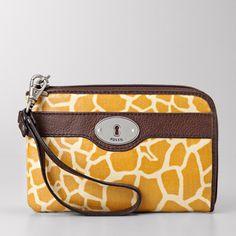 FOSSIL® Wallets Wristlet Wallets:Women Key-Per Wristlet SL3913