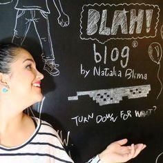 Sabe o que é isso gente? Sou eu, minha parede de lousa, e o primeiro vídeo de decoração lá do bloguinho . AHHHHH QUE ALEGRIAAA!  Espero muito que vocês gostem ❤ O link esta na Bio!