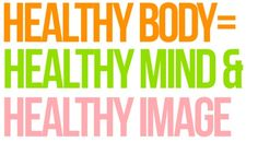Are you doing something to make your body healthy today?