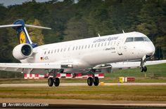 D-ACKL Lufthansa CityLine Canadair CL-600-2D24 Regional Jet CRJ-900LR - cn 15095