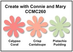 Add Ink and Stamp: CCMC260