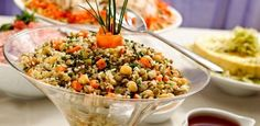 Salada de Grãos - UOL Estilo de vida