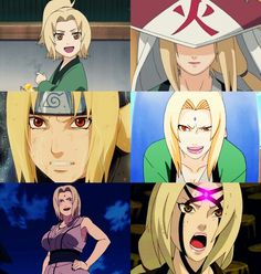 30 DAY NARUTO CHALLENGE day four: favourite hokage   • tsunade, also another female character that was totally badass ❤️