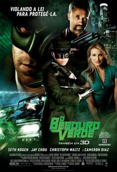 """Besouro Verde"" (The Green Hornet - 2011)"