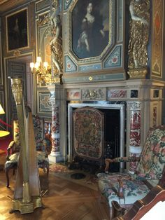 Chateau de Cheverny, France - 21st October 2015