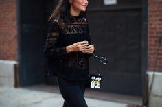 Aziza Azim   New York City via Le 21ème