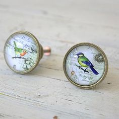 Bird Drawer Knobs - door knobs & handles