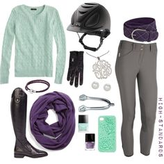 """""""Mint & Plum"""" by High-Standards on Polyvore"""