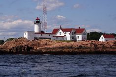 Straitsmouth Island Lighthouse, Rockport, MA