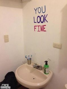 needed for every mirror in girls dorms, but still put in a mirror, just in case