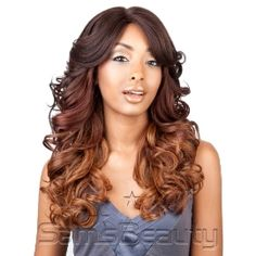 ISIS Red Carpet Synthetic Lace Front Wig RCP297 Feather Flip 3 - Samsbeauty ,guess I will be adding this beauty to my collection