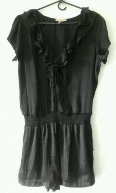Enterizo Corto Peplum, Shorts, Women, Fashion, Long Dresses, Moda, Women's, La Mode, Fasion
