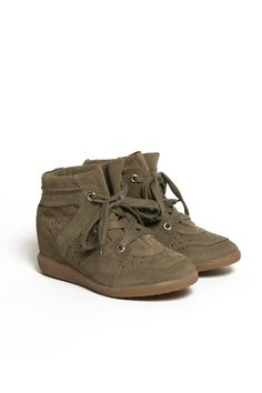 Bobby Sneaker - Taupe