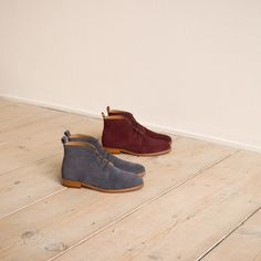 Boots et Bottines Cabernet - L'explorateur- Bobbies Bobbies Shoes, Ankle, Boots, Fashion, Ankle Boots, Color, Crotch Boots, Moda, La Mode