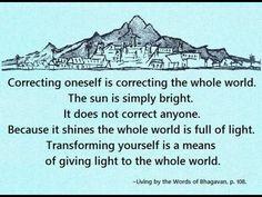 Sri Ramana Maharshi. Wisdom. Mind youurself.