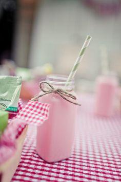 My Little Party Blog: Organiza una Fiesta de Tarta de Fresa muy especial