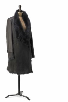 TS NCTW5 British Style, Ready To Wear, Coat, How To Wear, Leather, Collection, Women, Fashion, Moda