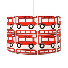 Are you interested in our red bus lampshade? With our london routemaster bus light shade you need look no further.