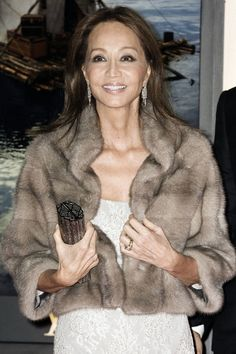 Isabel Preysler - The Maison Rome Etoile Louis Vuitton Event