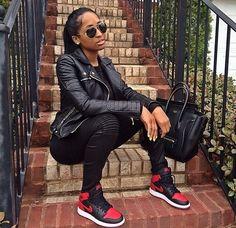 Womens Jordans Outfit Idea black celine jordan ones fashion fashion outfits Womens Jordans Outfit. Here is Womens Jordans Outfit Idea for you. Womens Jordans Outfit on in 2019 jordan outfits for girls fashion. Chill Outfits, Dope Outfits, Swag Outfits, Outfits For Teens, Casual Outfits, Fashion Outfits, Grunge Outfits, Jordan Outfits, Fashion Clothes