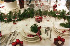 Finnish Christmas table