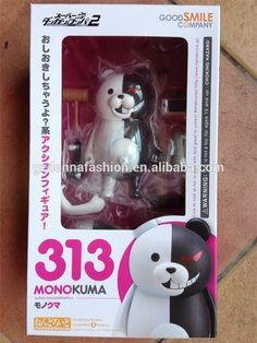 Wholesale Q Edition 10CM Monokuma Action Figure, View Nendoroid, donnatoyfirm Product Details from Guangzhou Donna Fashion Accessory Co., Ltd. on Alibaba.com