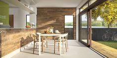 area externa com piso de madeira - Pesquisa Google