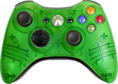 Money-Green-Custom-Xbox-360-Controller-Brand-New-Controller