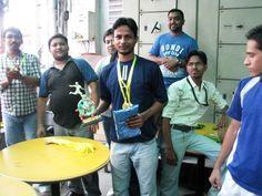 Soumik Sengupta (Man of the Tournament) - Fusion Soccer League 2012