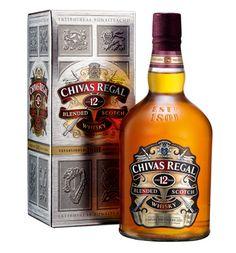 ...and then I let a little blend slip in...Chivas Regal 12...Opps!