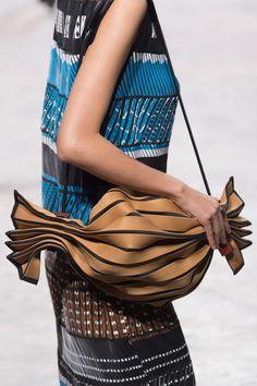 Issey Miyake at Paris Fashion Week Spring 2017