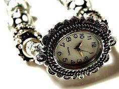 European Style Bead Watch Bracelet