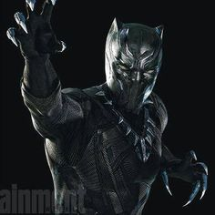 Black Panther: Meet Marvel's fearsome warrior from Captain America: Civil War http://shot.ht/1PwBkeh @EW