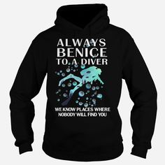 To A Scuba Diver, Checkout HERE ==> https://www.sunfrog.com/Jobs/To-A-Scuba-Diver-Hoodie-Black.html?id=41088 #xmasgifts #scubadiving #scubalover