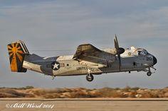 Grumman C-2A Greyhound cn30 USN 162150 VRC-30 Providers i