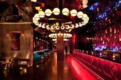 Vanity Nightclub (Las Vegas, NV) by Mister Important Design.