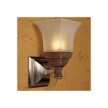 View the Newport Brass 19-51SB Kayan Single Light Bathroom Fixture with Clear Glass Shade at Build.com.