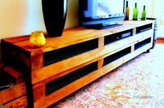 Pallet table..