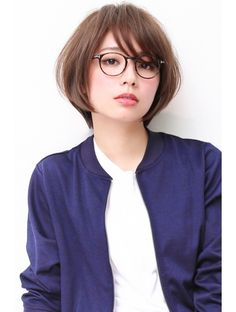 30 Wonderful Spring Hairstyles You Should Try Japanese Short Hair, Asian Short Hair, Girl Short Hair, Short Hair Cuts, Spring Hairstyles, Short Bob Hairstyles, Girl Hairstyles, Pixie Haircuts, Corte Pixie