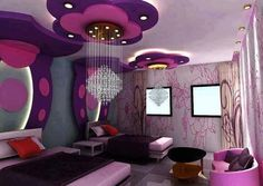 Future room for tenage