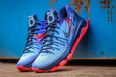 brand new a6f8b ad67c KD 8 Fourth of July editions Sock Shoes, Kd 8 Shoes, New Shoes,
