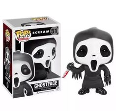 Ghostface Funko Pop