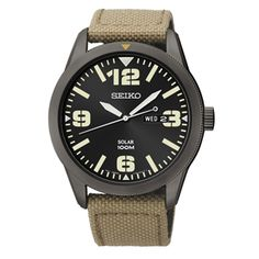 INSTOCK & 25% OFF - Seiko Core (SOLAR) / #SNE331 / Powered by Light Energy / Retail Price $195  /  SALE $146.25 / Available at Andrew Gallagher Jewelers, Newark, DE (302) 368-3380.