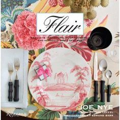Fantastic book with lots of inspiring table settings.