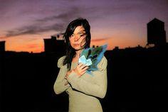 Björk, 2000 Photographed by Nan Goldin