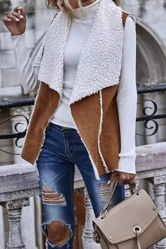 #coatsforwomen #coatsforwomenwinter #coatsforwomencasual #coatsforwomenclassy #coatsforwomenclassyelegant #coatsjackets #coatsjacketswomen #coatsforwomen2020 #coatsforwomen2020fashiontrends #streettide I Fall To Pieces, Sleeveless Coat, Vest Outfits, Plus Size Casual, Suede Fabric, Outerwear Women, Coats For Women, Types Of Sleeves, Casual Wear