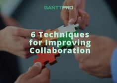 In both small and big teams sometimes it is hard to communicate with each team member effectively. Problems in  communication lead to failures to delivery on time and development. We offer you to use these 6 techniques to improve collaboration in your team.  1. Create a clear, compelling and urgent tasks If you want to insipre team for better efficiency put to your tasks deadlines, clear technical enquiries.  2. Stop and take a step back in the face of drama In every organization there are…