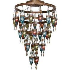 Scheherazade suspension lanterns
