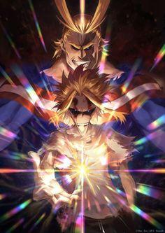 Bowinr My Hero Academia Poster, Izuku Midoriya Katsuki Bakugou Todoroki Shoto No Fading Art Print Poster (Style Manga Anime, Fanarts Anime, Anime Meme, Anime Art, Otaku Anime, My Hero Academia Episodes, Hero Academia Characters, Anime Characters, Buko No Hero Academia