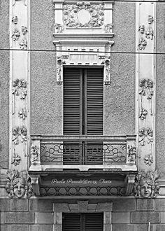 Cake Design Torino Via Madama Cristina : Corso Montevecchio 58 - 1904, Giuseppe Besozzi La mia ...